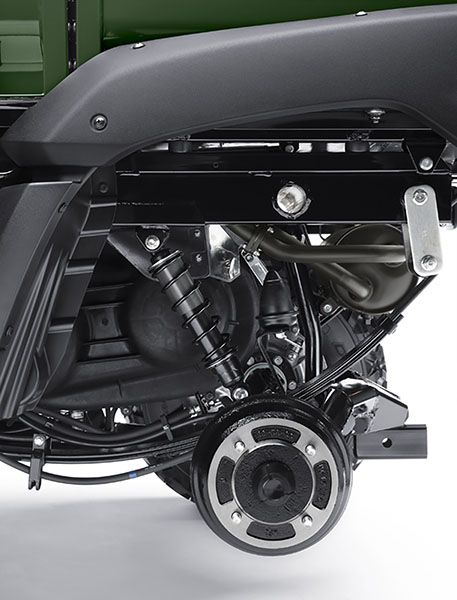 2019 Kawasaki Mule 4010 Trans 4x4 in Massillon, Ohio