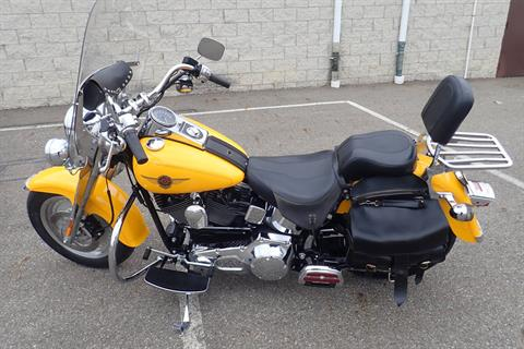 2001 Harley-Davidson FLSTF/FLSTFI Fat Boy® in Massillon, Ohio - Photo 3