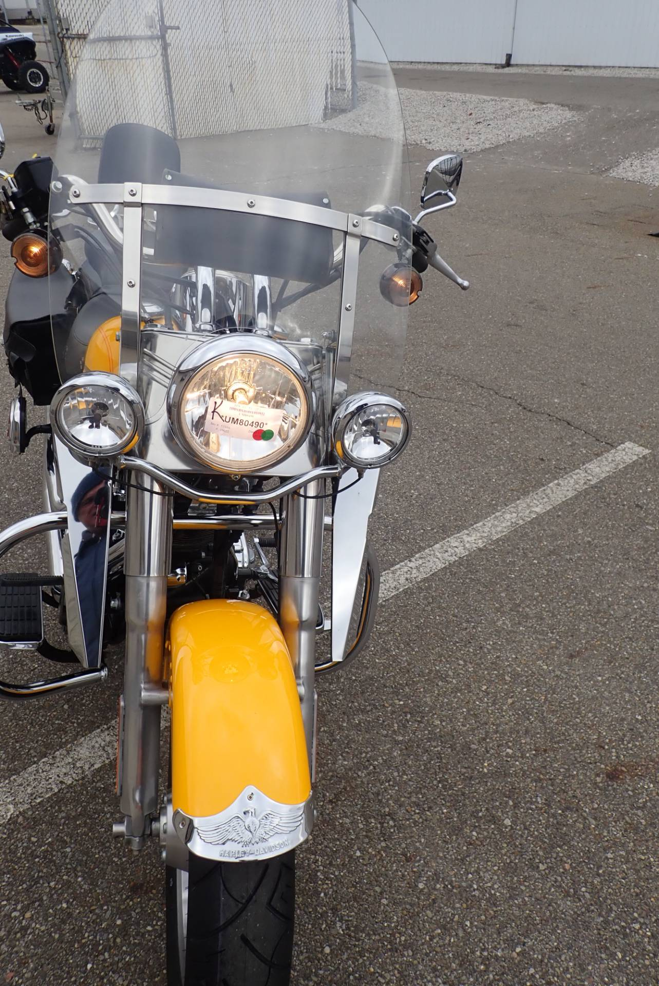2001 Harley-Davidson FLSTF/FLSTFI Fat Boy® in Massillon, Ohio - Photo 12