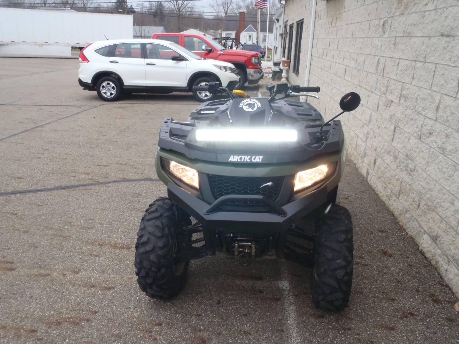 2015 Arctic Cat XR 700 in Massillon, Ohio
