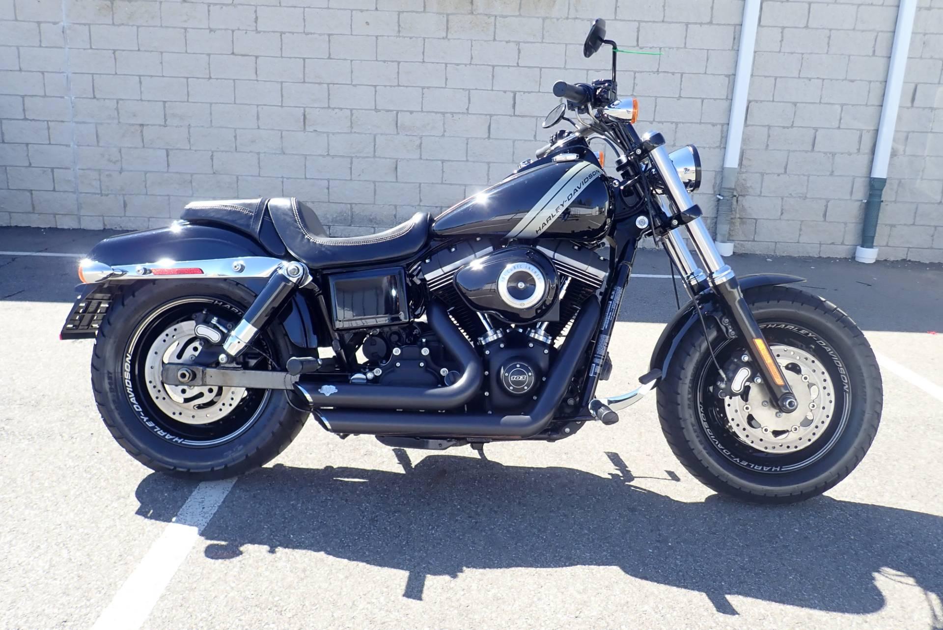 2015 Harley-Davidson Fat Bob for sale 107272