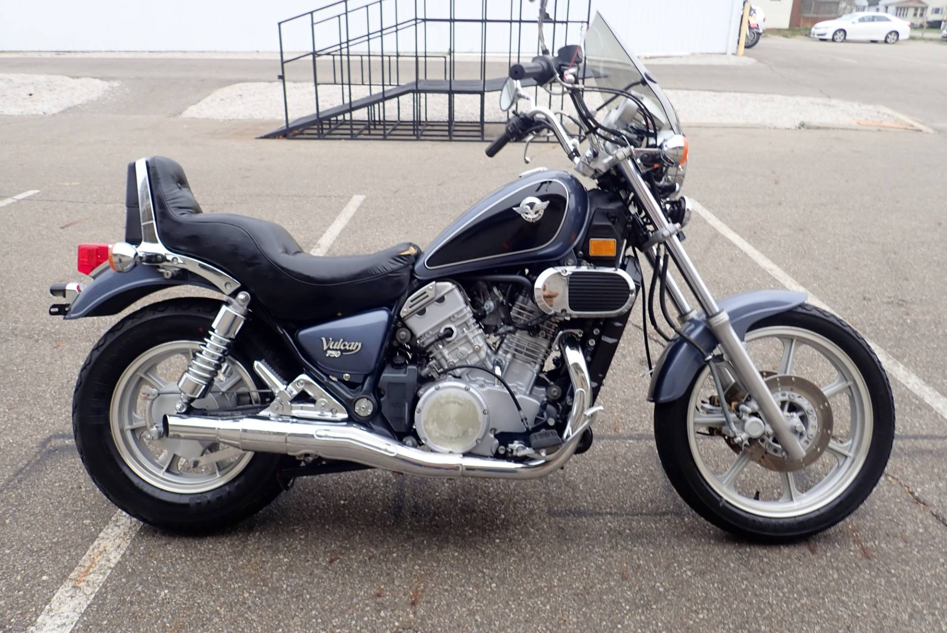 2000 Kawasaki Vulcan 750 in Massillon, Ohio - Photo 1