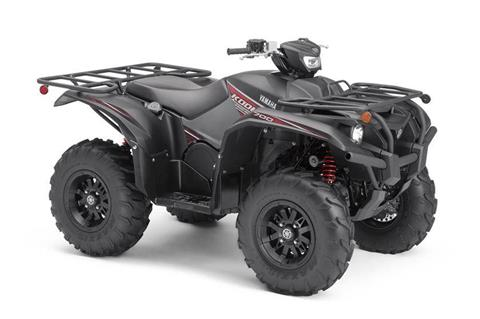 2019 Yamaha Kodiak 700 EPS SE in Massillon, Ohio