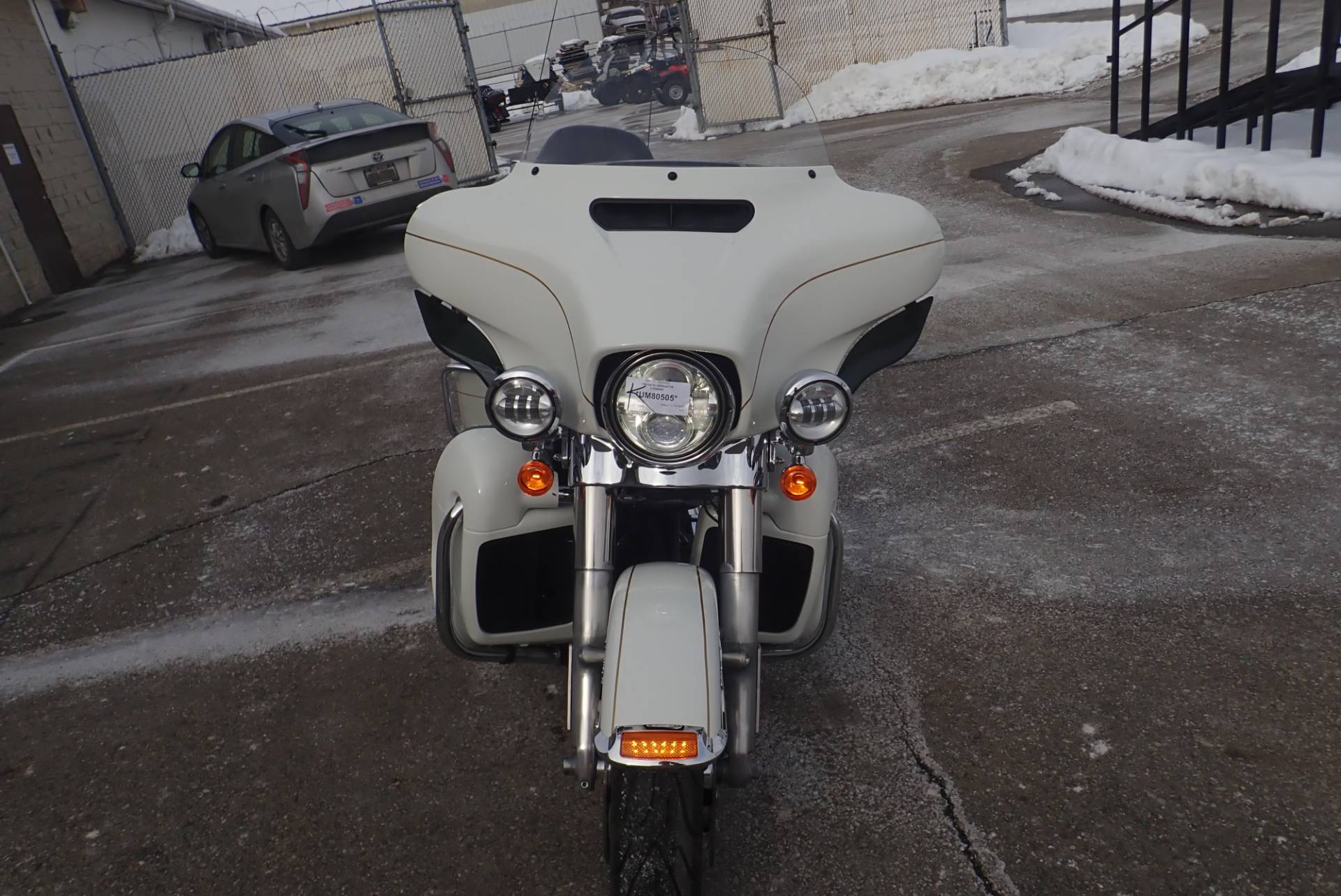 2015 Harley-Davidson Ultra Limited in Massillon, Ohio - Photo 11