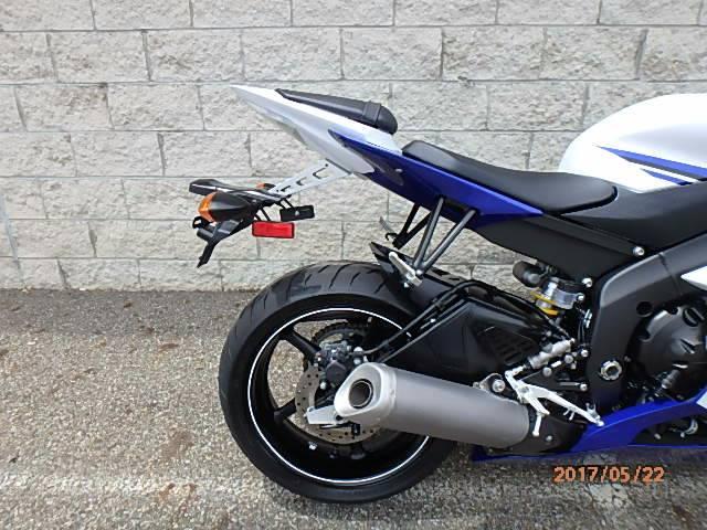 2014 Yamaha YZF-R6 2