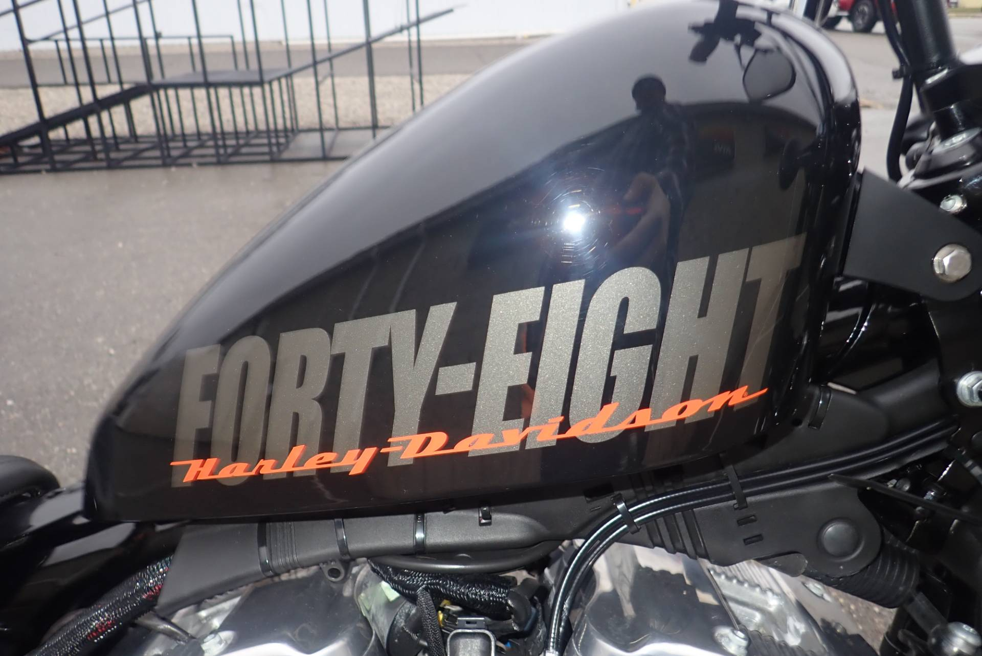 2015 Harley-Davidson Forty-Eight® in Massillon, Ohio - Photo 3