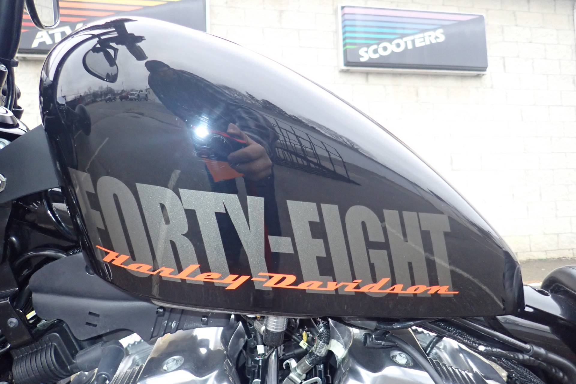 2015 Harley-Davidson Forty-Eight® in Massillon, Ohio - Photo 15