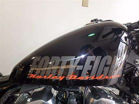 2015 Harley-Davidson Forty-Eight® in Massillon, Ohio