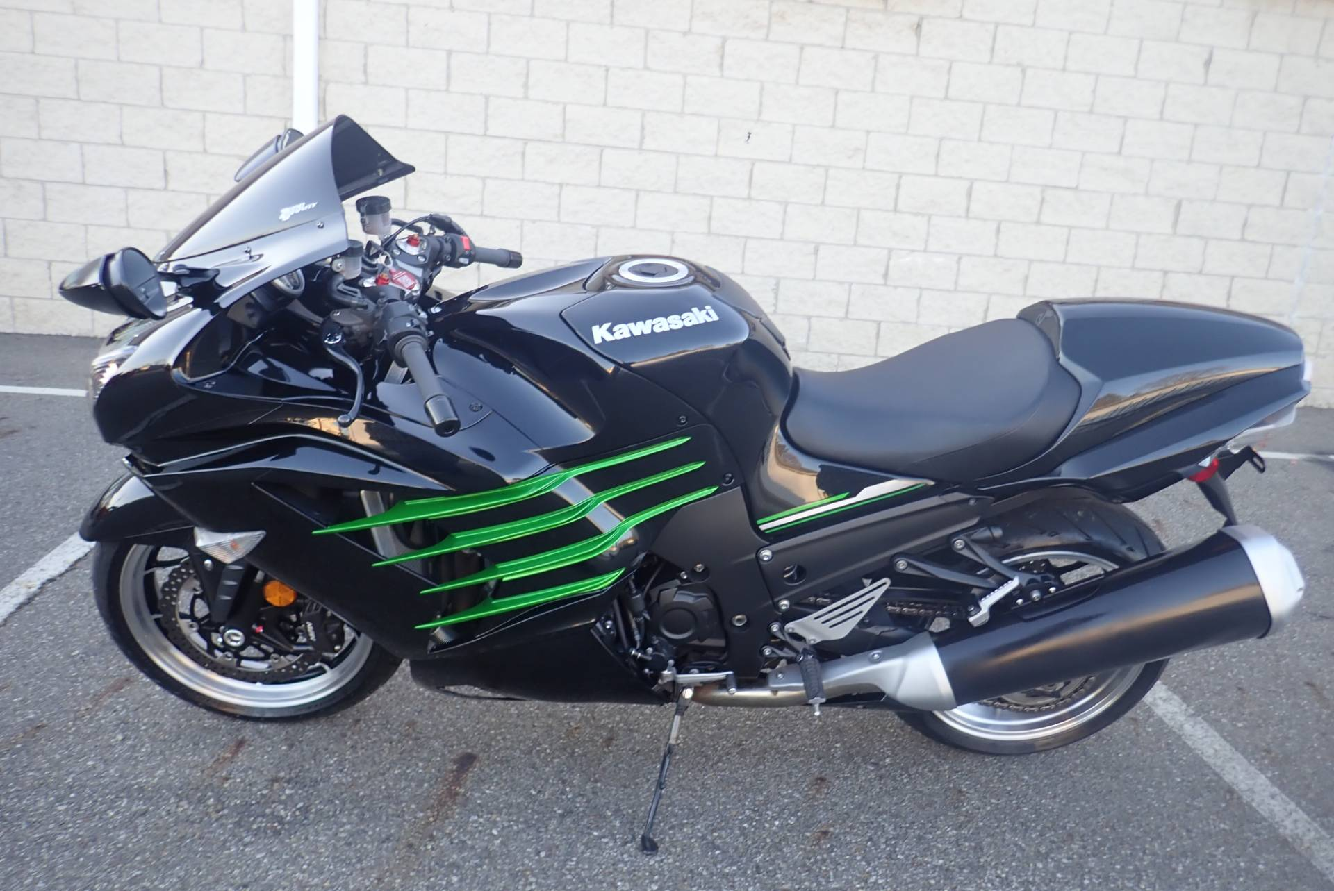 2013 Kawasaki Ninja® ZX™-14R in Massillon, Ohio - Photo 13