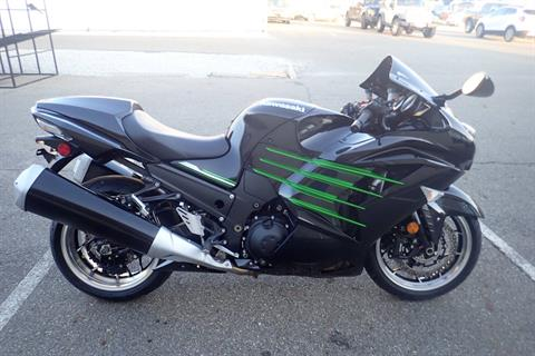 2013 Kawasaki Ninja® ZX™-14R in Massillon, Ohio - Photo 1