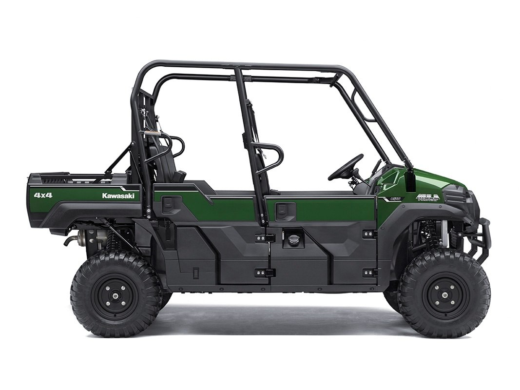 2017 Kawasaki Mule PRO-FXT EPS in Massillon, Ohio
