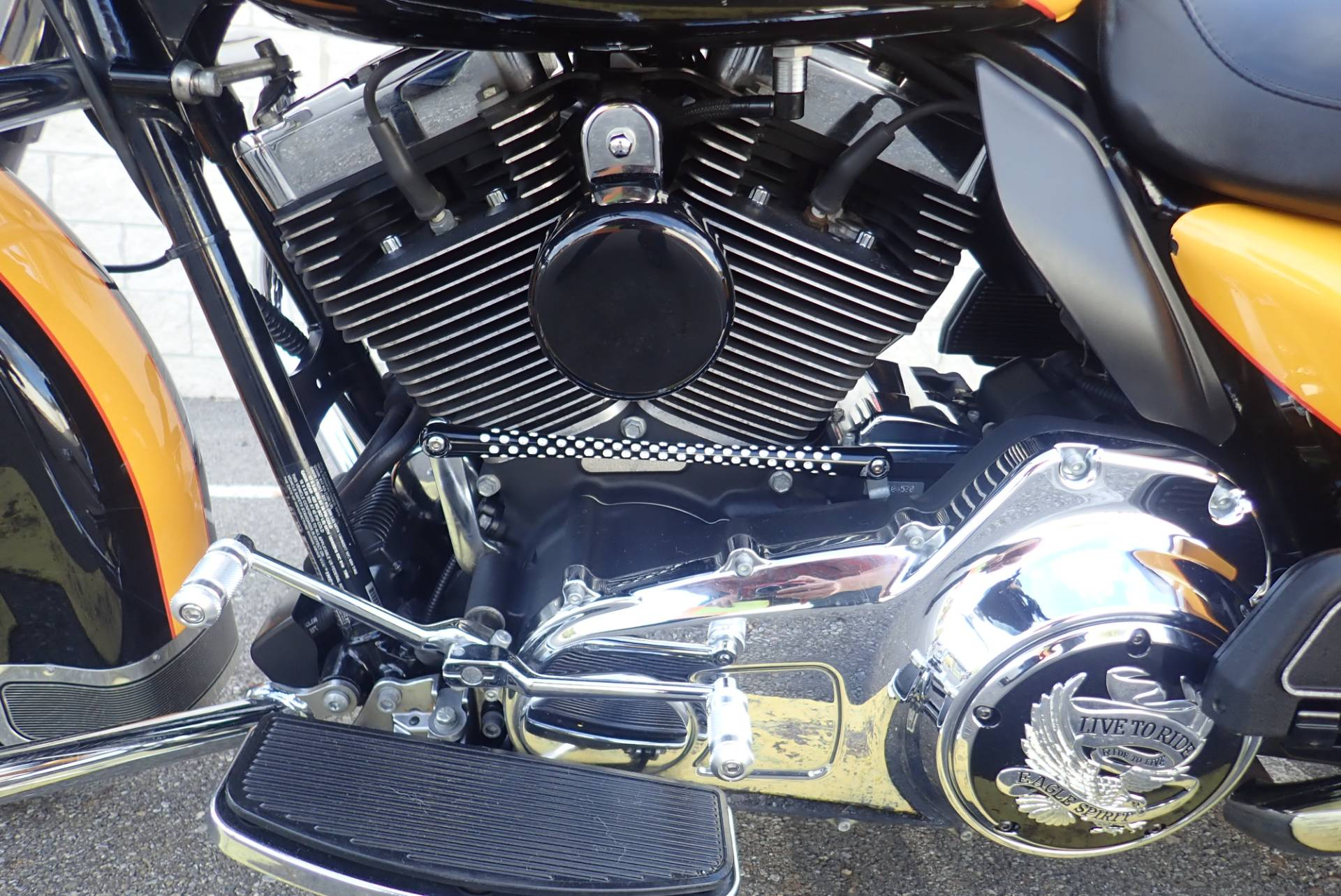2013 Harley-Davidson Electra Glide® Ultra Limited in Massillon, Ohio - Photo 20