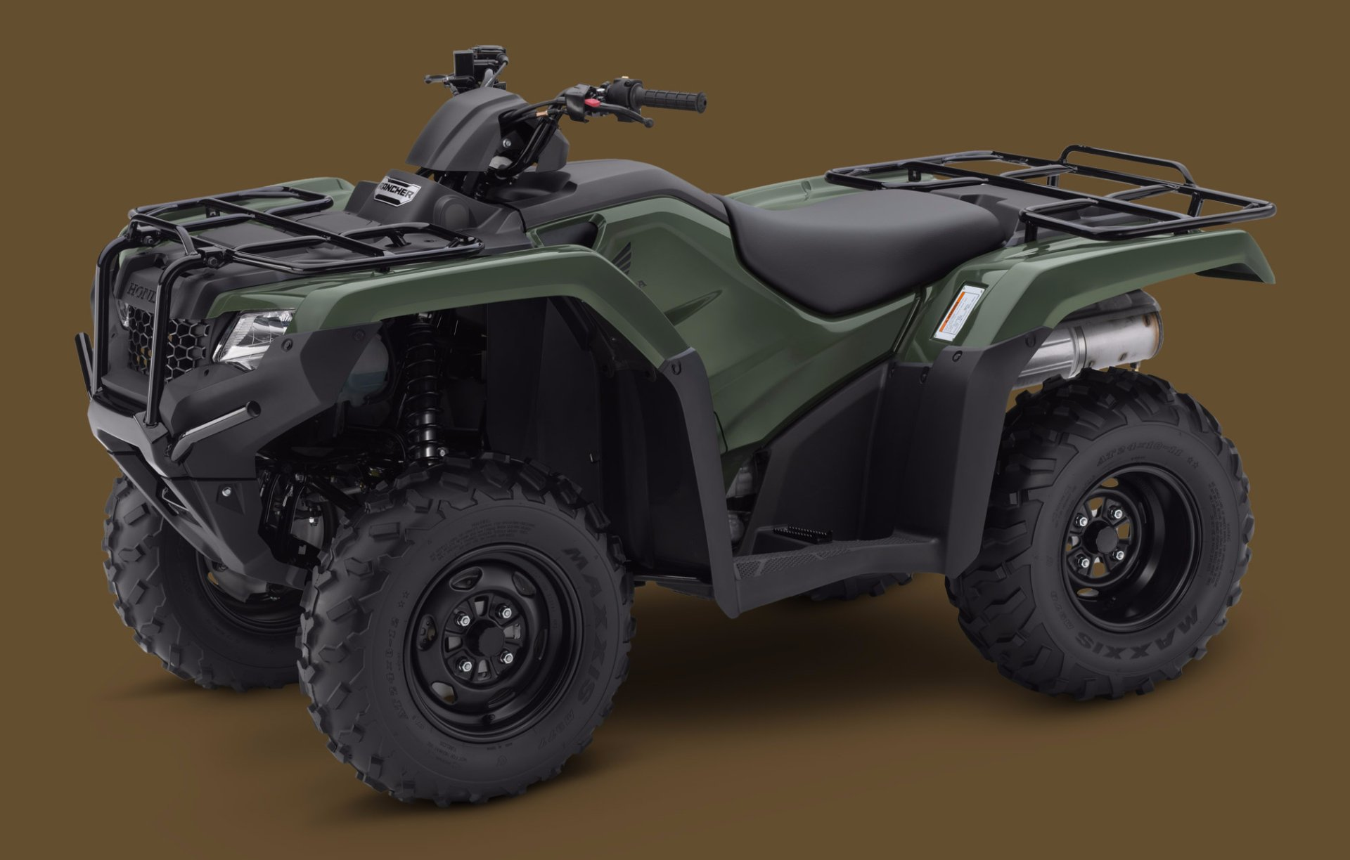 2017 Honda FourTrax Rancher 4x4 ES in Massillon, Ohio