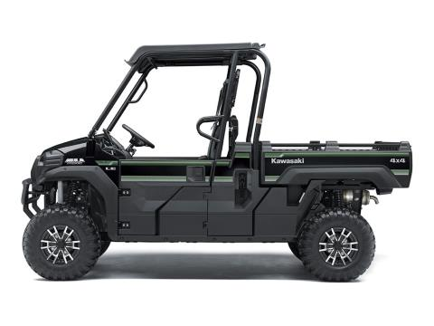 2017 Kawasaki Mule PRO-FX EPS LE in Massillon, Ohio