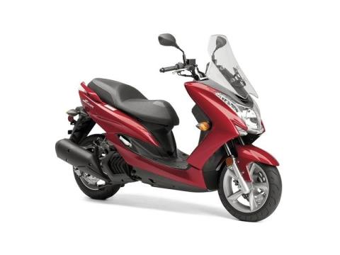 2016 Yamaha SMAX Candy Red in Massillon, Ohio