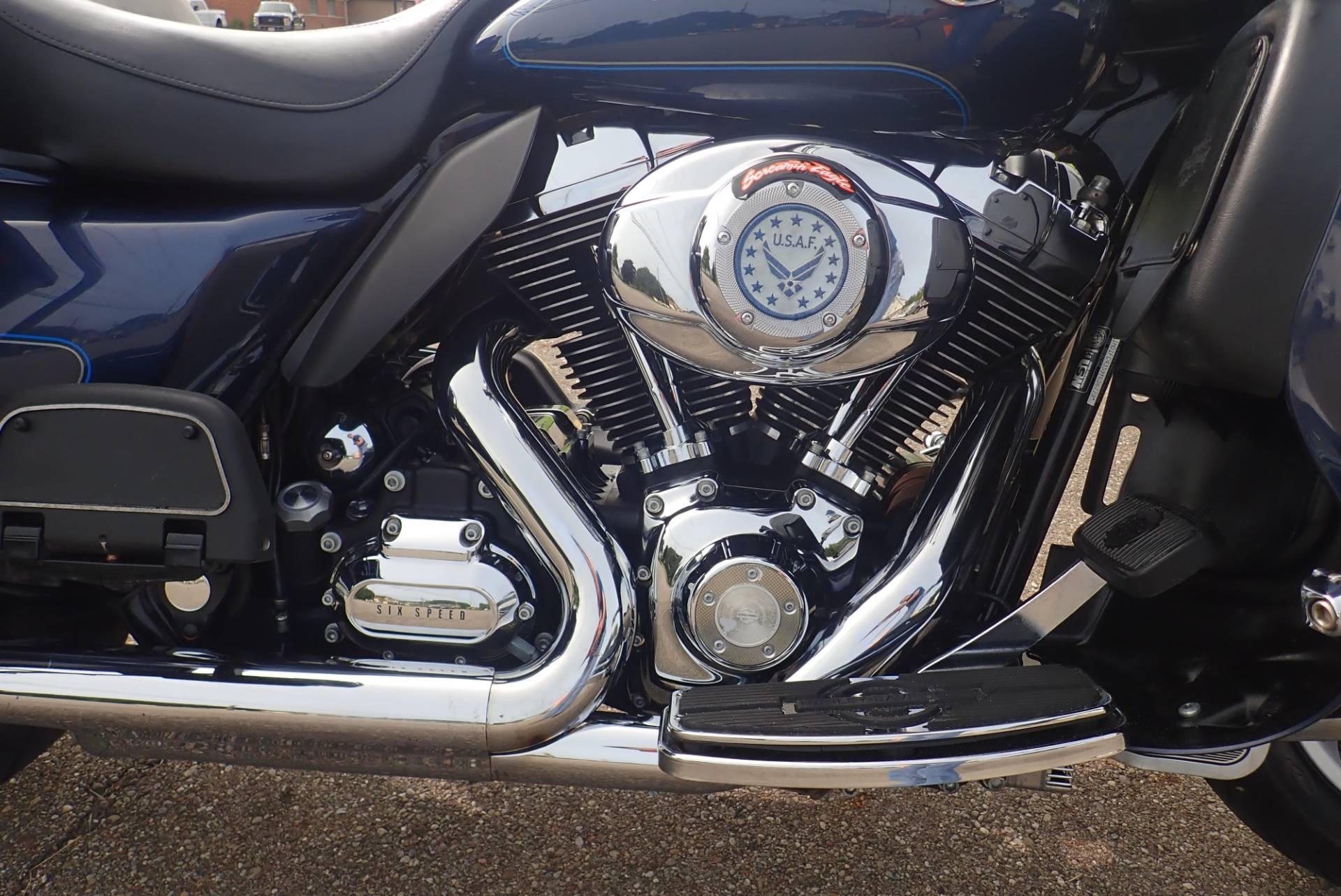 2009 Harley-Davidson Ultra Classic® Electra Glide® in Massillon, Ohio - Photo 4