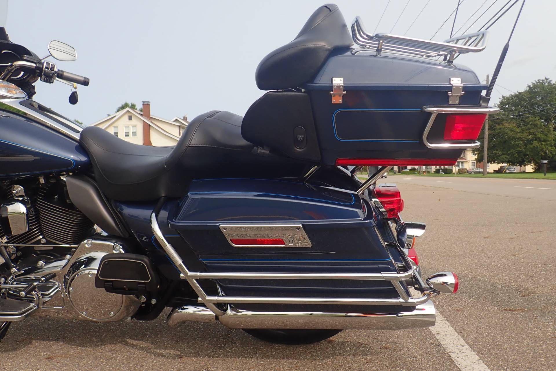 2009 Harley-Davidson Ultra Classic® Electra Glide® in Massillon, Ohio - Photo 7