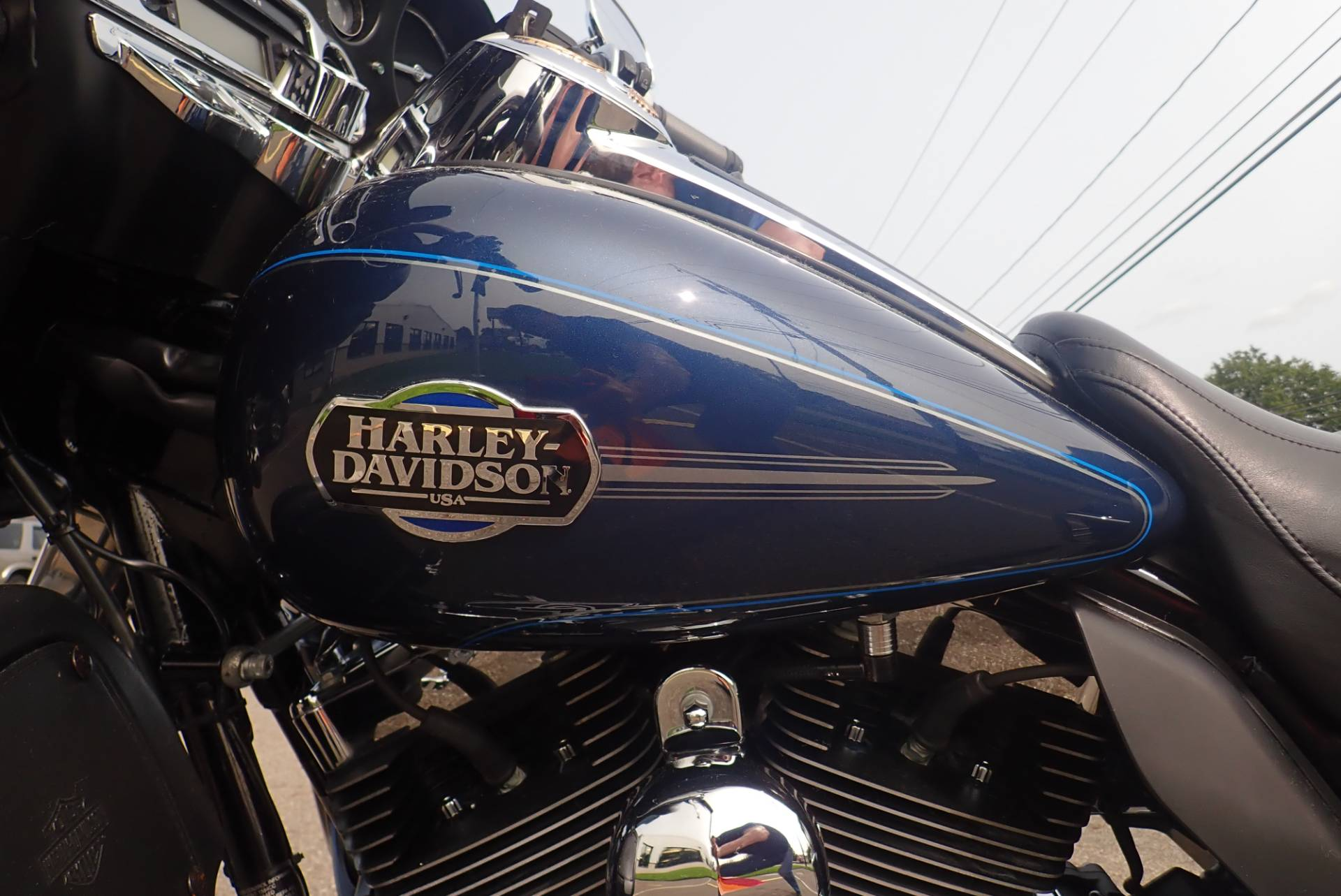 2009 Harley-Davidson Ultra Classic® Electra Glide® in Massillon, Ohio - Photo 9