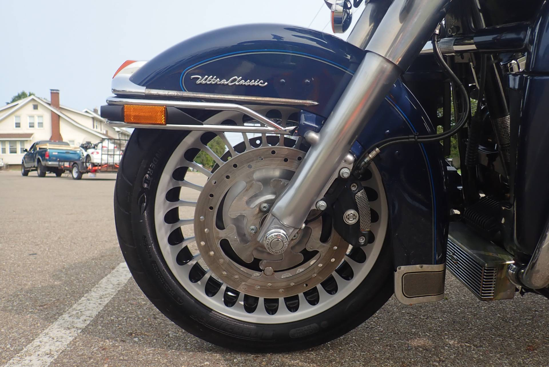 2009 Harley-Davidson Ultra Classic® Electra Glide® in Massillon, Ohio - Photo 10