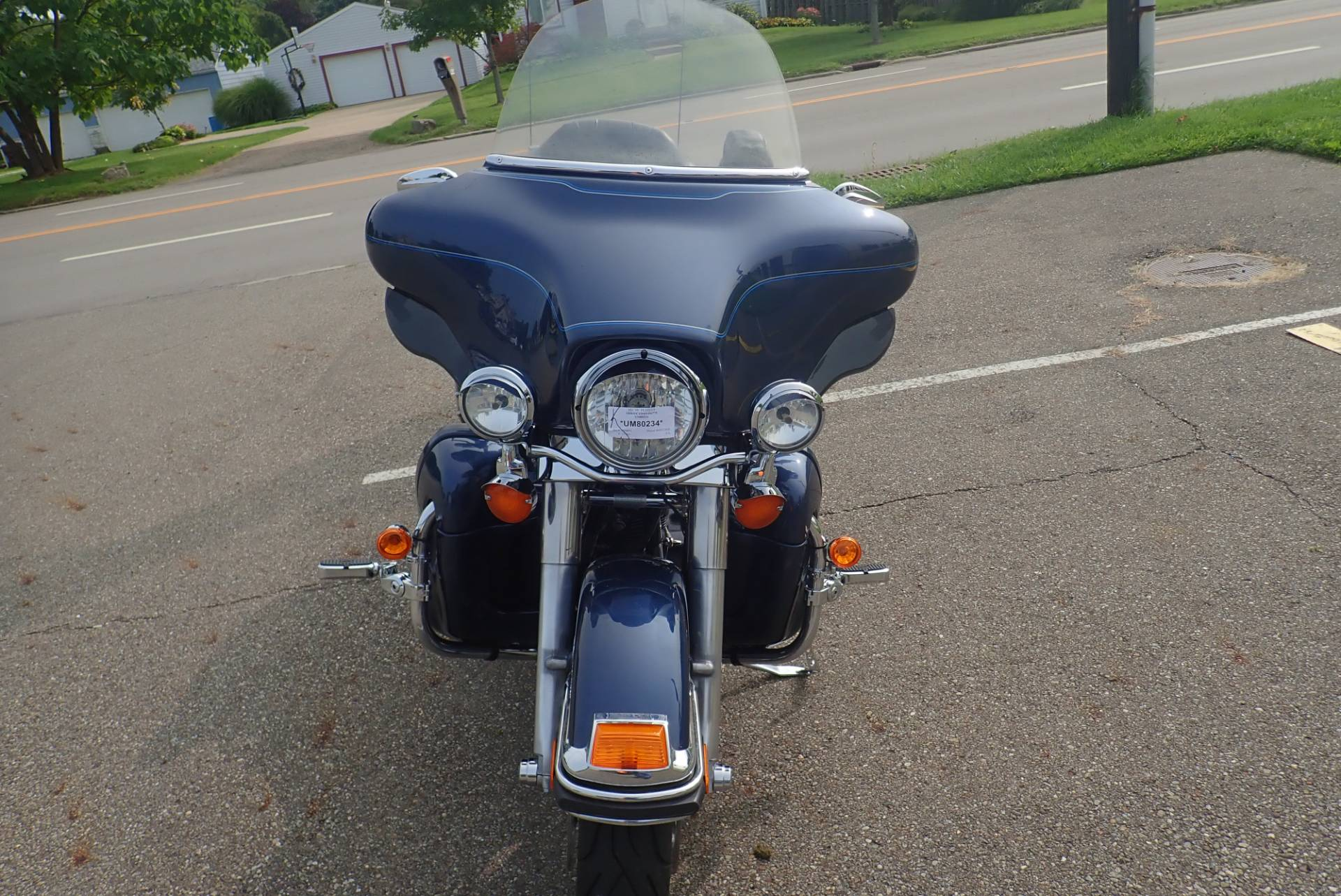 2009 Harley-Davidson Ultra Classic® Electra Glide® in Massillon, Ohio - Photo 11