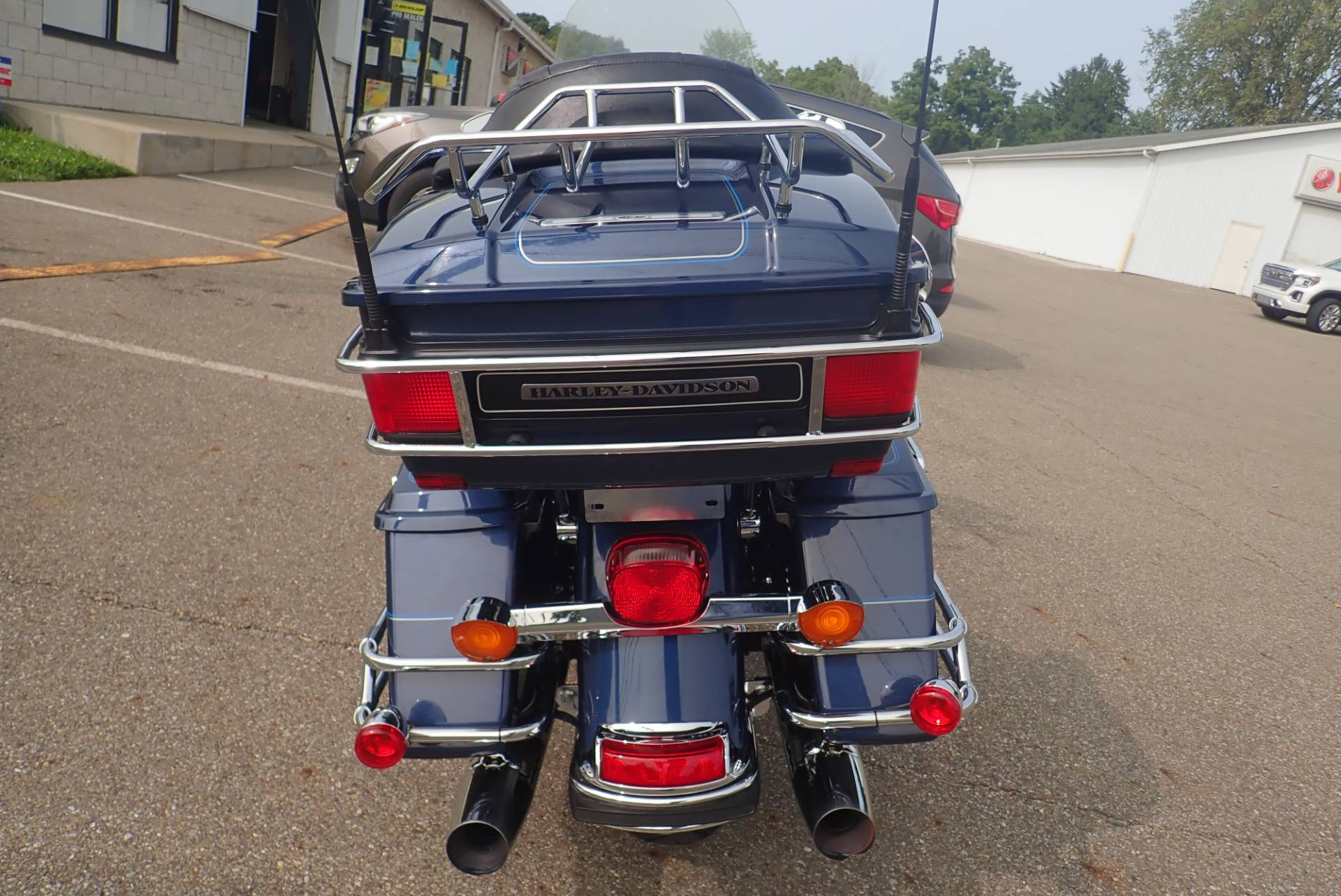2009 Harley-Davidson Ultra Classic® Electra Glide® in Massillon, Ohio - Photo 19