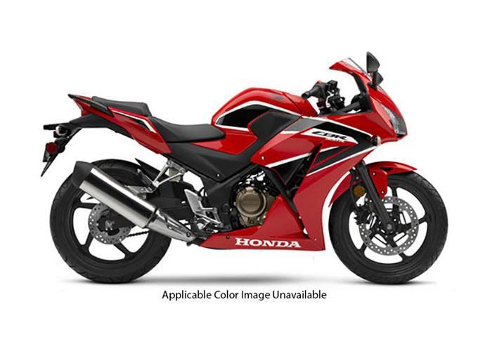 2018 Honda CBR300R 1