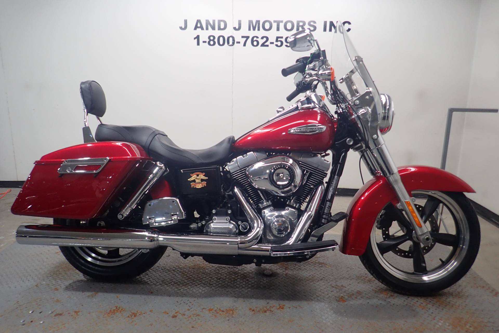 2012 Harley-Davidson Dyna Switchback 1
