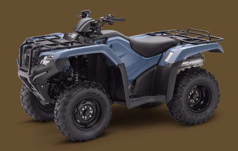 2017 Honda FourTrax Rancher 4x4 DCT EPS in Massillon, Ohio