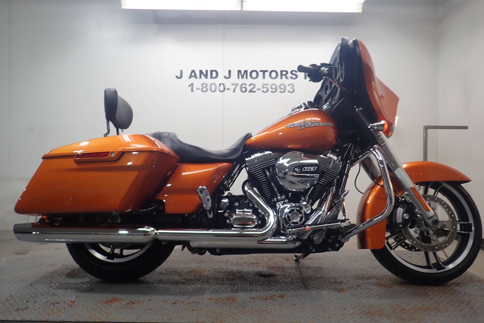 2016 Harley-Davidson Street Glide for sale 32