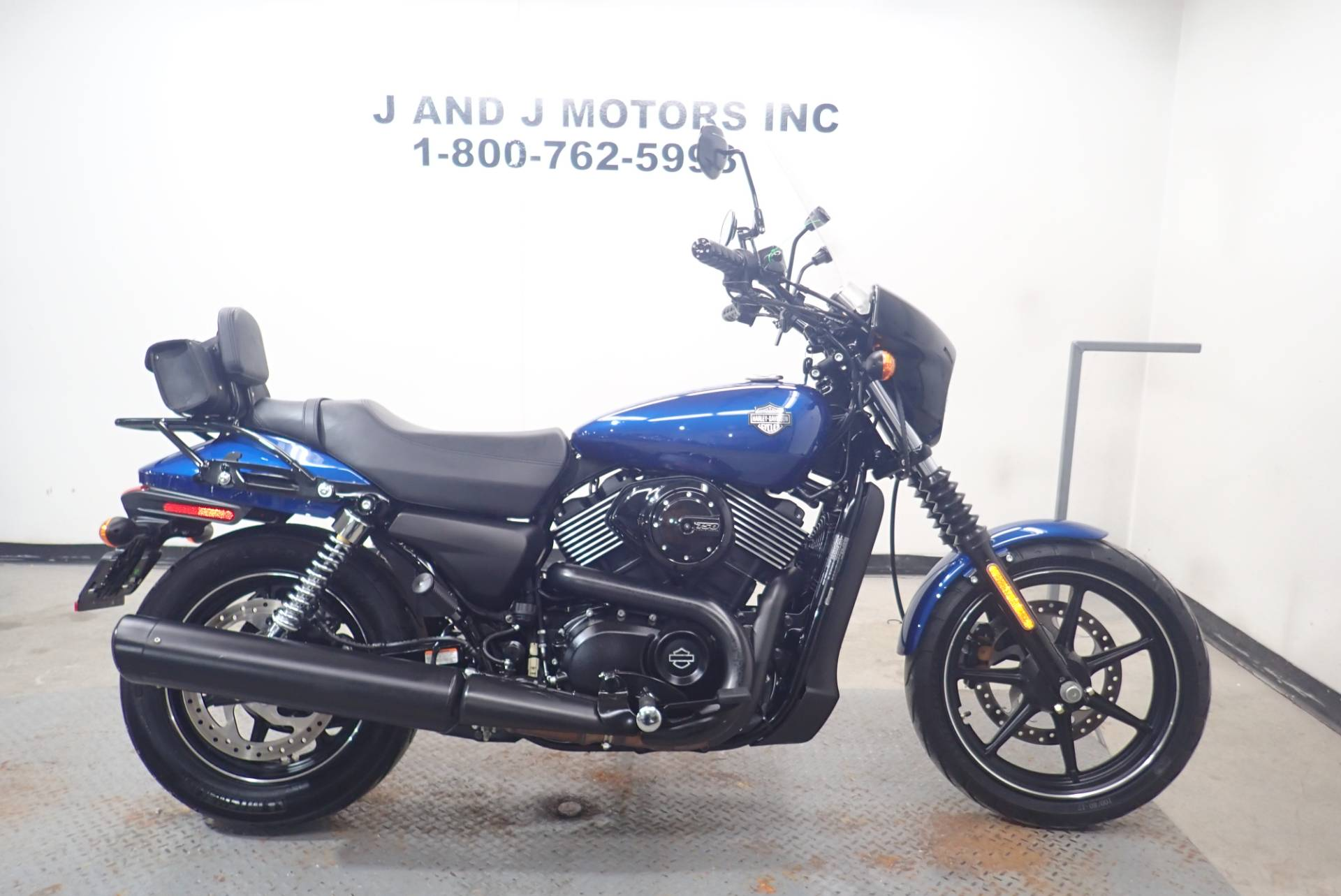 2016 Harley-Davidson Street® 750 in Massillon, Ohio