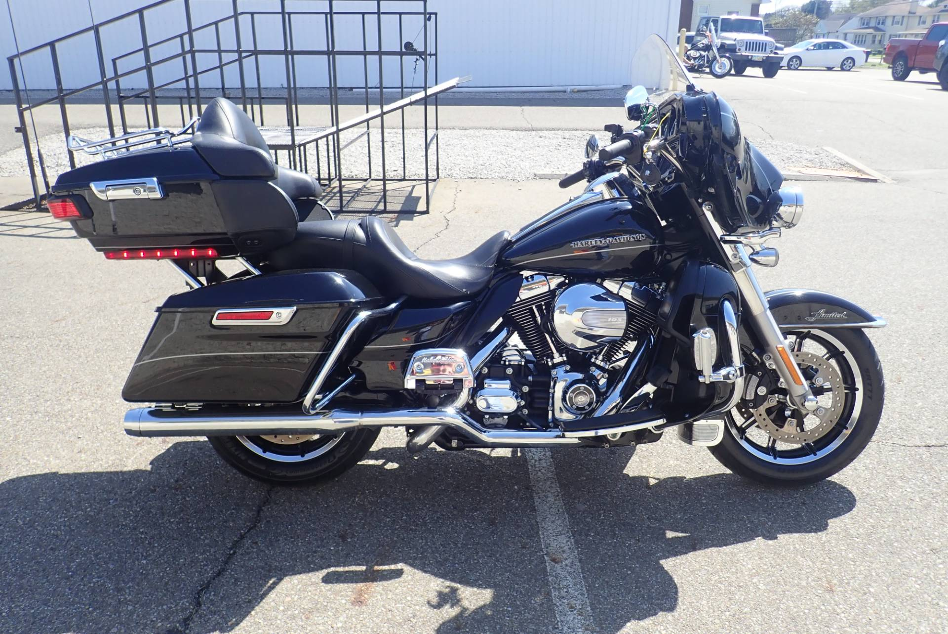 2016 Harley-Davidson Ultra Limited in Massillon, Ohio - Photo 1