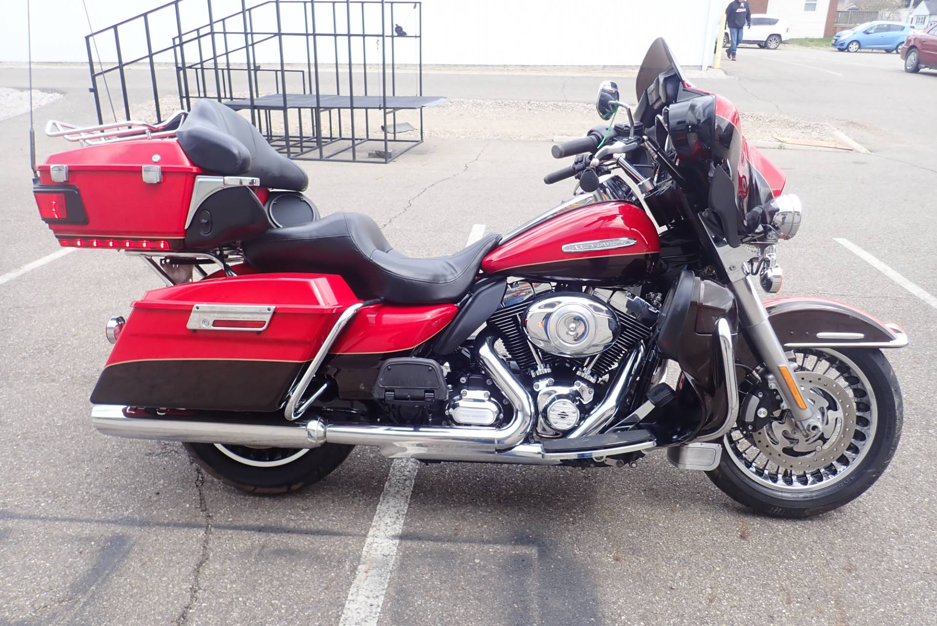 2011 Harley-Davidson Electra Glide® Ultra Limited in Massillon, Ohio - Photo 1