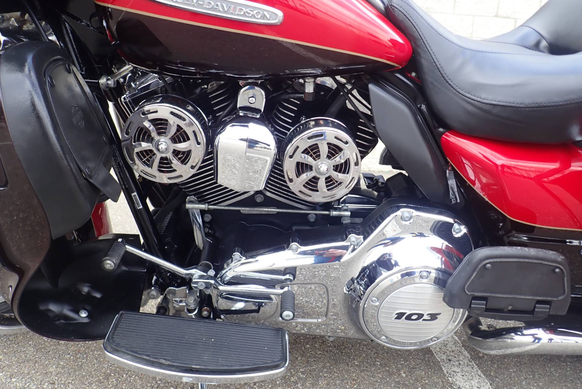 2011 Harley-Davidson Electra Glide® Ultra Limited in Massillon, Ohio - Photo 16