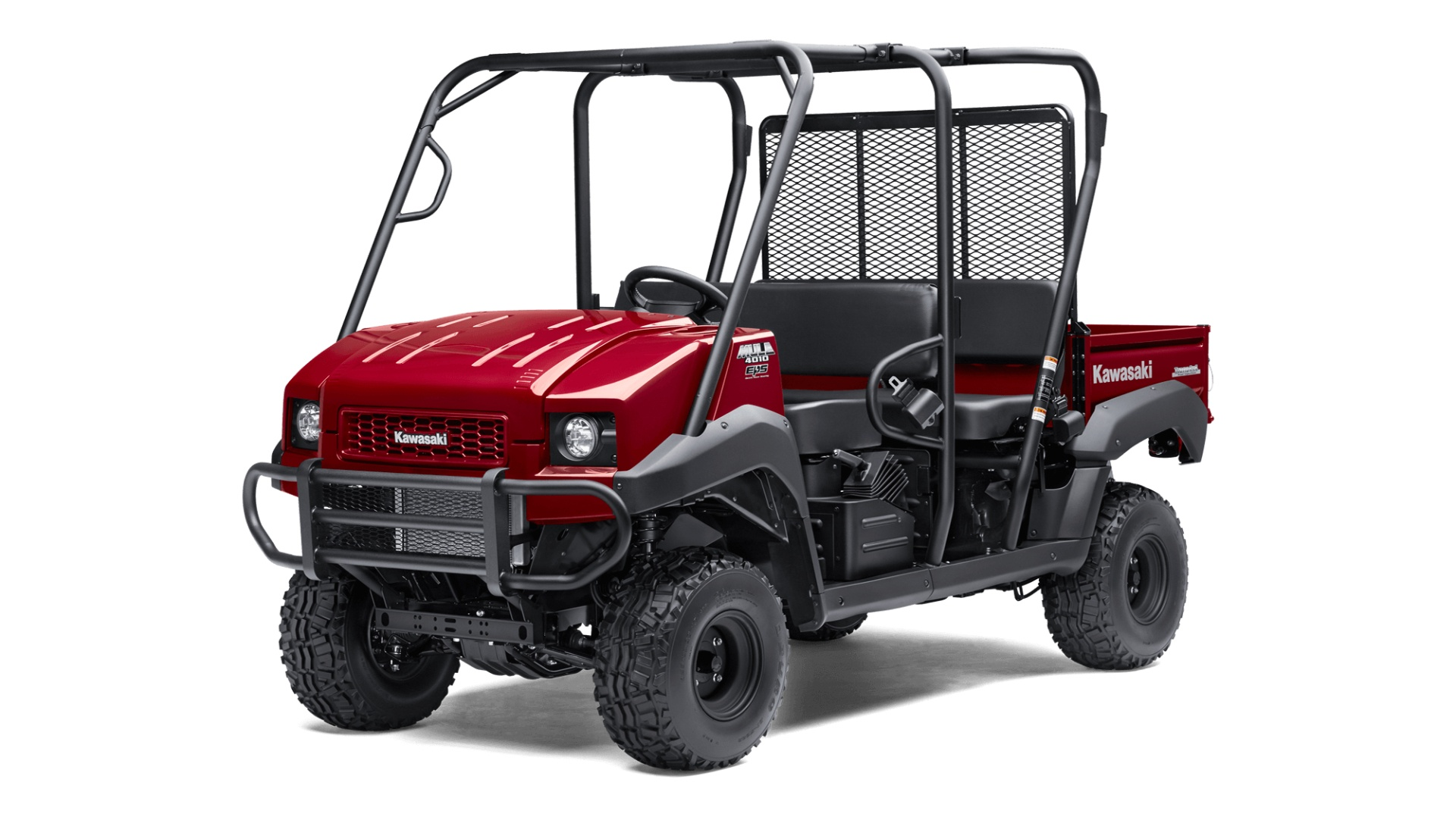 2017 Kawasaki Mule 4010 Trans4x4 in Massillon, Ohio