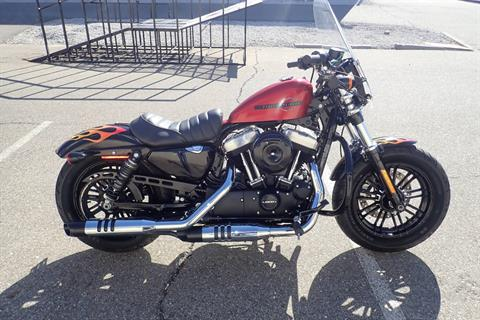 2019 Harley-Davidson Forty-Eight® in Massillon, Ohio - Photo 1