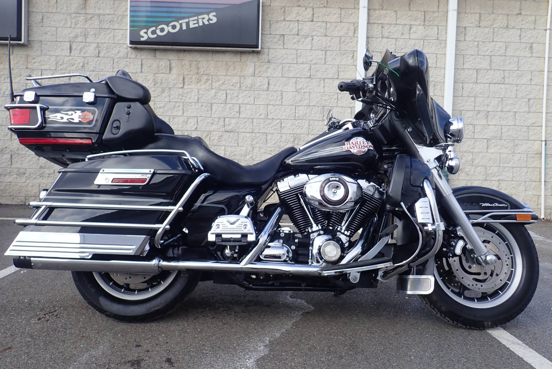 2007 Harley-Davidson Ultra Classic Electra Glide for sale 848