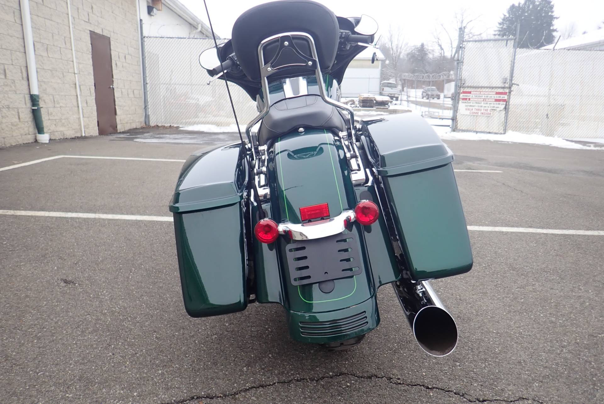 2015 Harley-Davidson Street Glide Special 12