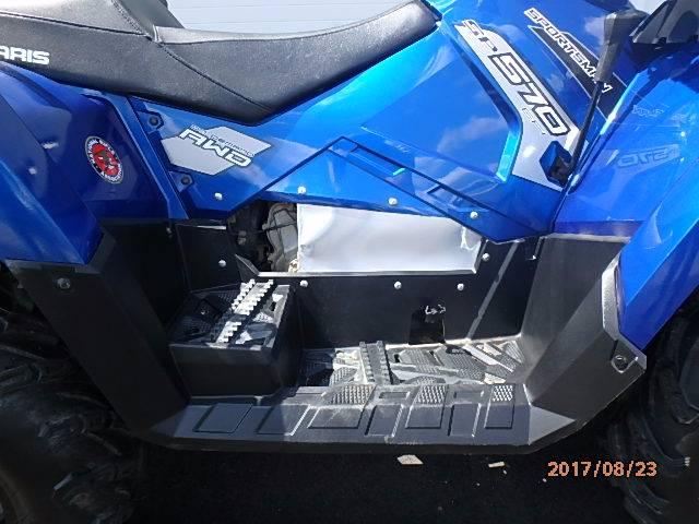 2016 Polaris Sportsman Touring 570 SP 3