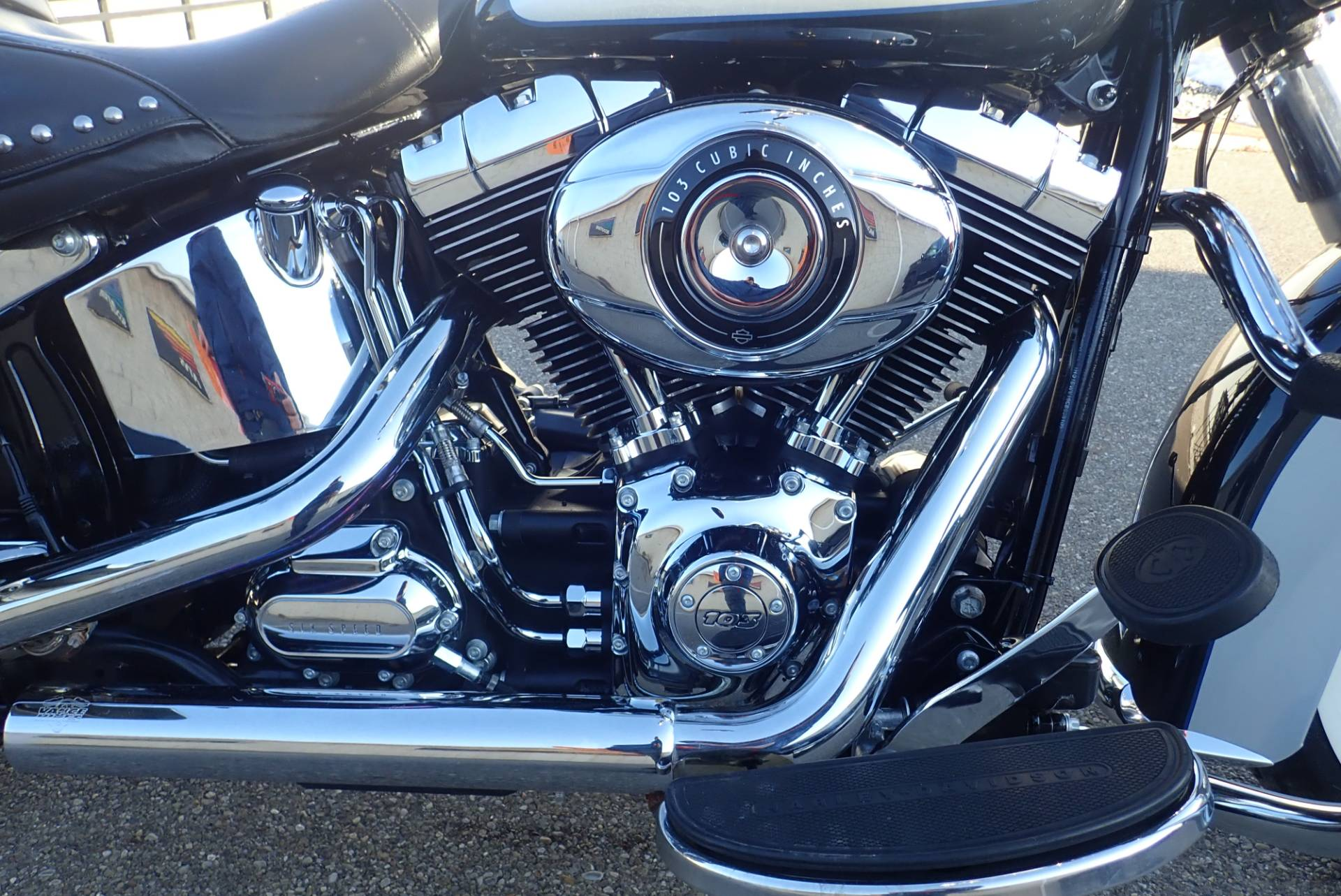 2012 Harley-Davidson Heritage Softail® Classic in Massillon, Ohio - Photo 4