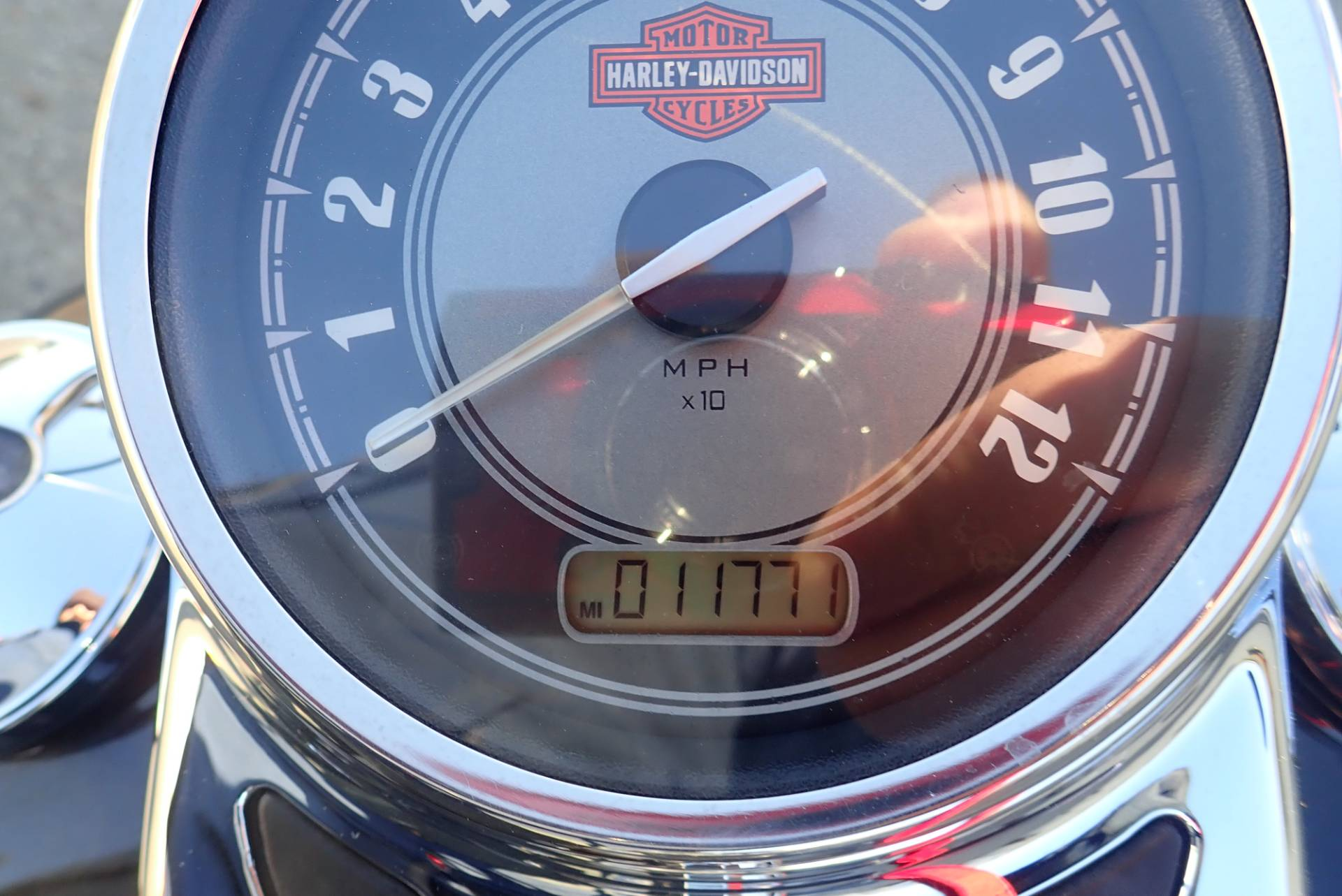 2012 Harley-Davidson Heritage Softail® Classic in Massillon, Ohio - Photo 9