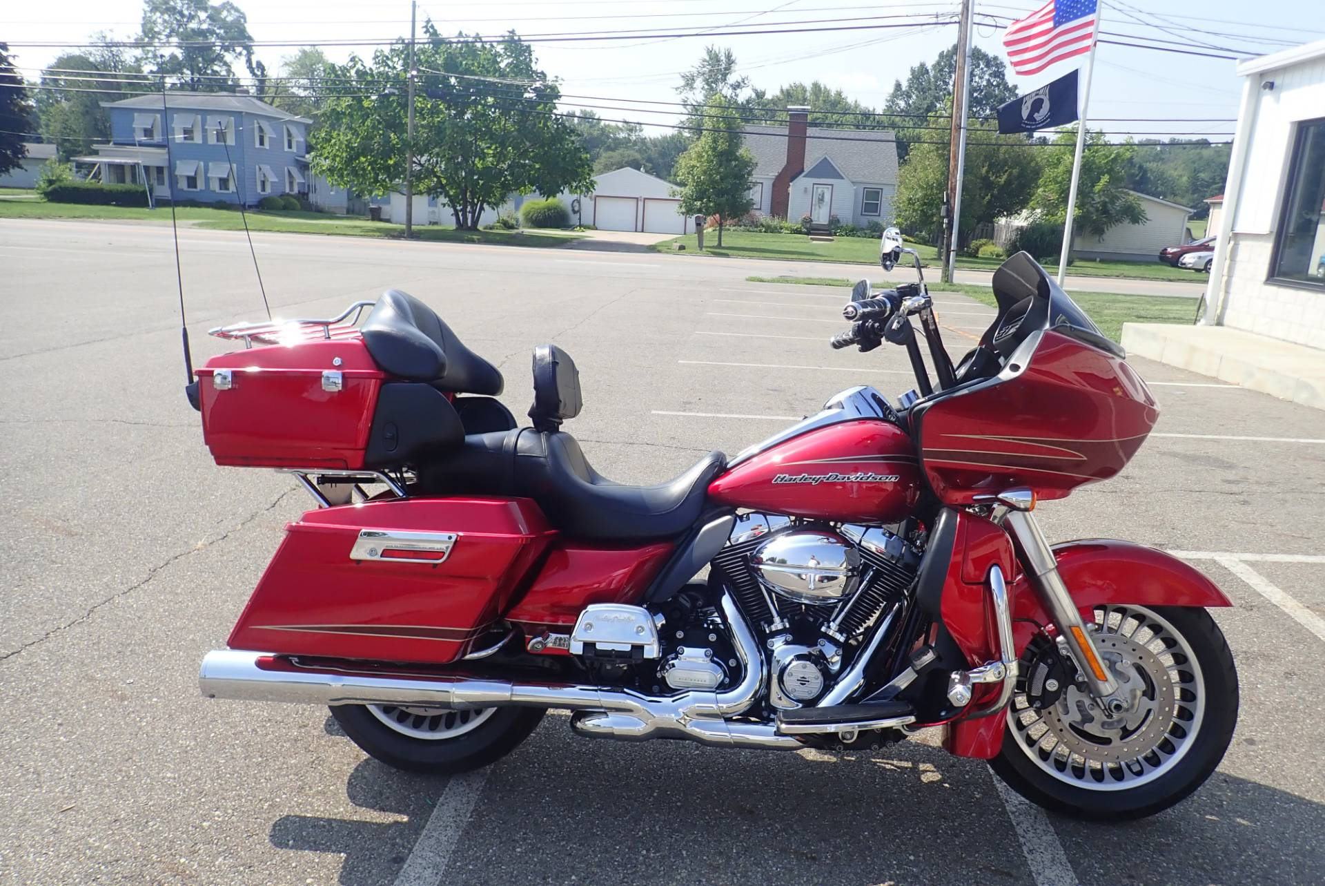 2013 Harley-Davidson Road Glide® Ultra in Massillon, Ohio - Photo 1