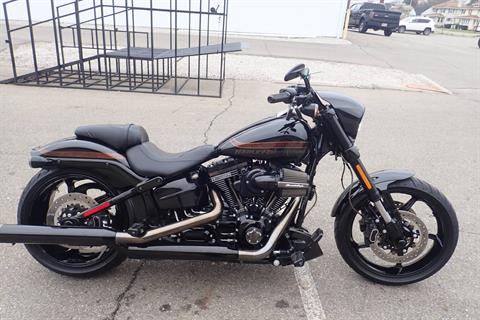 2016 Harley-Davidson CVO™ Pro Street Breakout® in Massillon, Ohio - Photo 1
