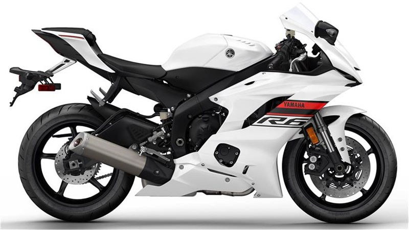 2019 Yamaha Yzf R6 Motorcycles Massillon Ohio