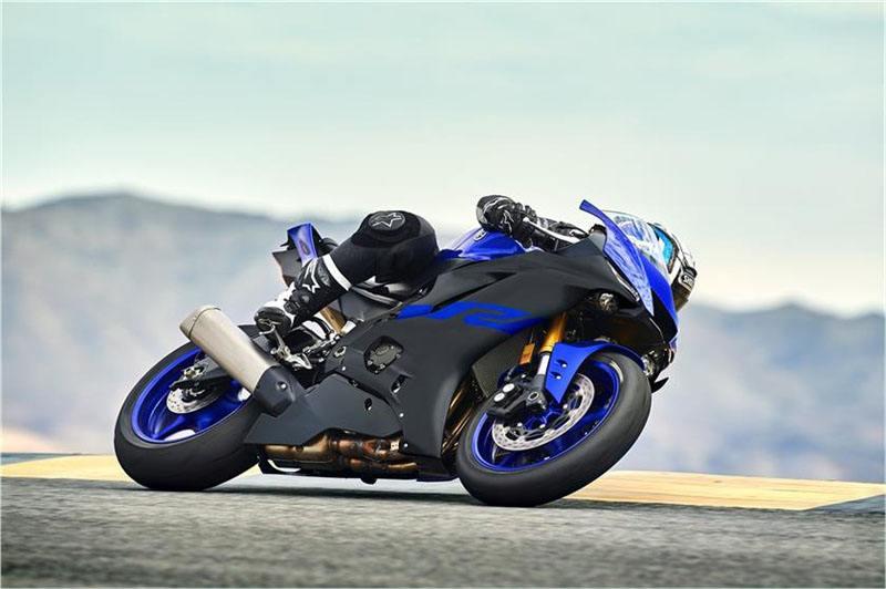 2019 Yamaha YZF-R6 7