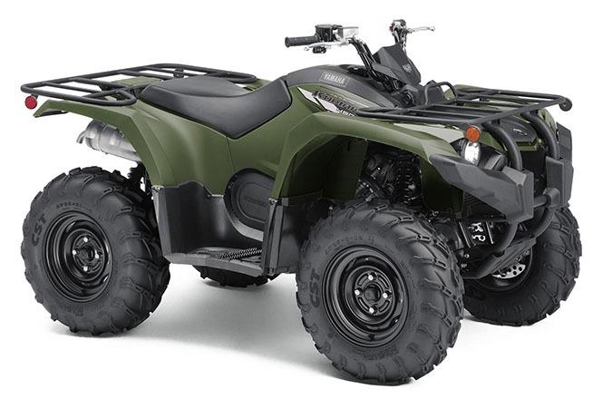 2020 Yamaha Kodiak 450 2