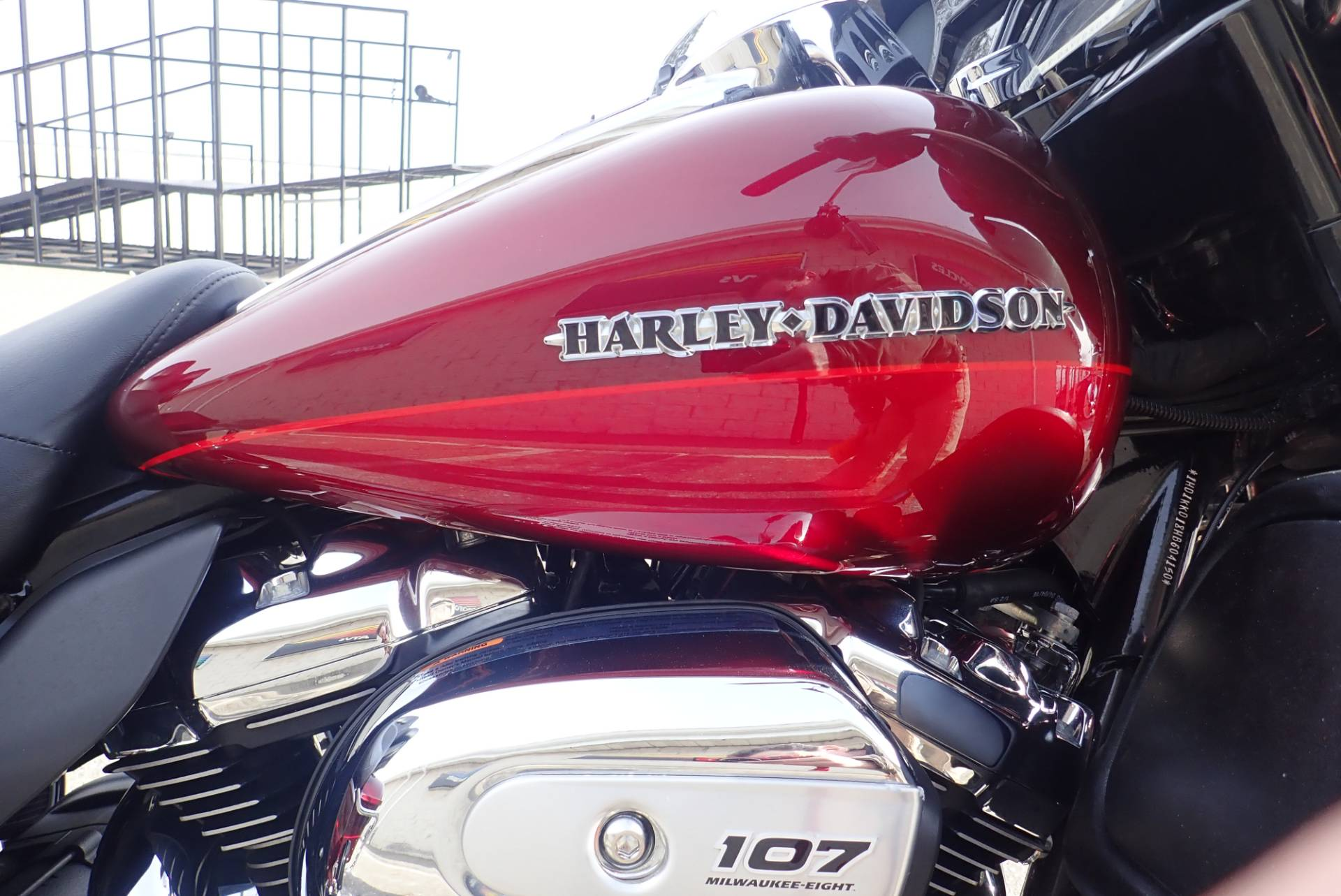 2017 Harley-Davidson Ultra Limited Low in Massillon, Ohio - Photo 3