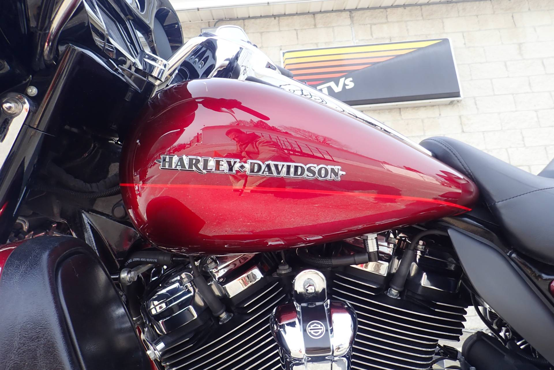 2017 Harley-Davidson Ultra Limited Low in Massillon, Ohio - Photo 9