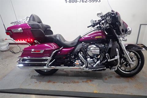 2016 Harley-Davidson Ultra Limited Low in Massillon, Ohio