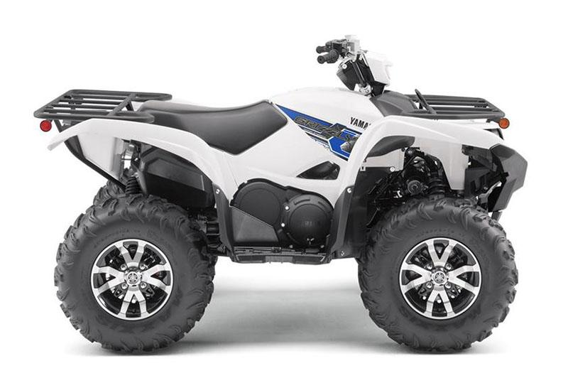 2019 Yamaha Grizzly EPS 1