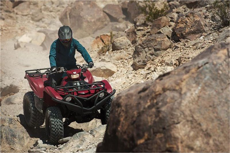 2019 Yamaha Grizzly EPS 3